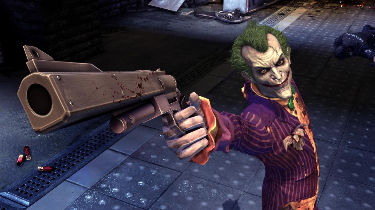 Batman: Arkham Asylum [PS3] - The Joker