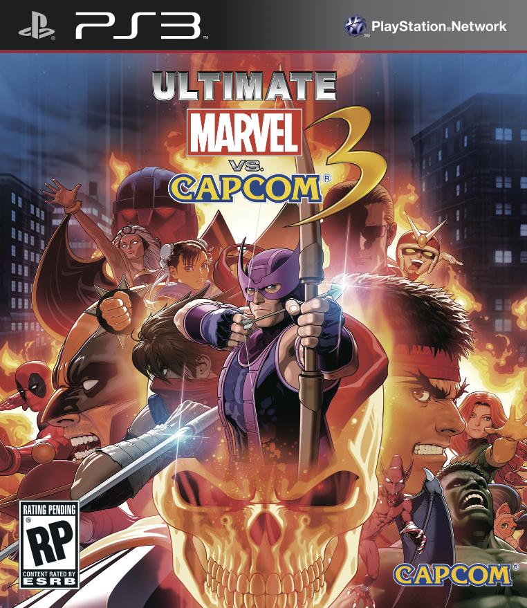 """""""Ultimate Marvel vs Capcom 3"""""""
