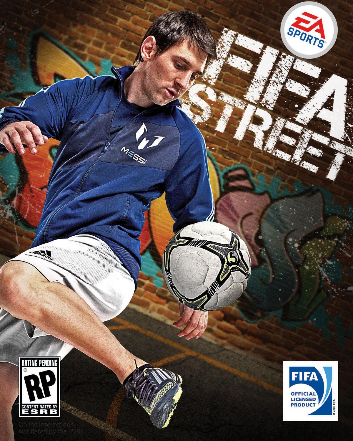 """FIFA Street"" - Lionel Messi"