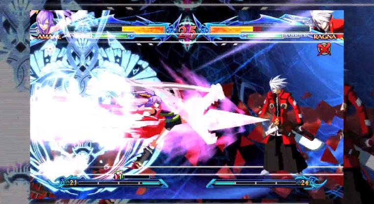 "Arc System Works: ""BlazBlue Chrono Phantasma"""