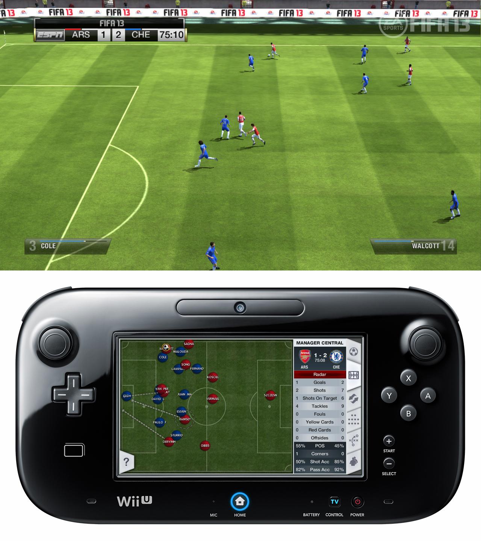 """EA: """"FIFA Soccer 13"""" [WiiU]"""
