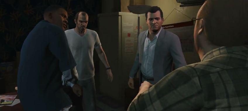 GTA V: Official Trailer