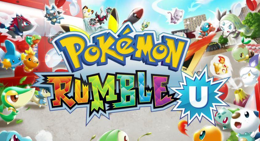 """""""Pokémon Rumble U"""""""