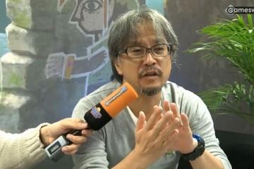 Aonuma - Gameswelt TV Interview