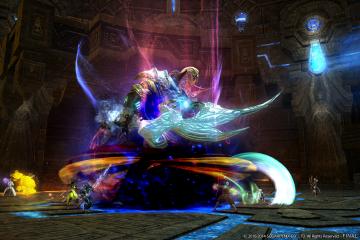 """Final Fantasy XIV: A Realm Reborn"""