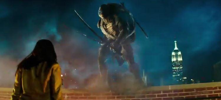 """""""TMNT"""": First Film Trailer"""