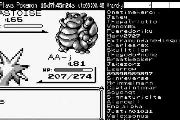 Twitch Plays Pokémon - Last Battle