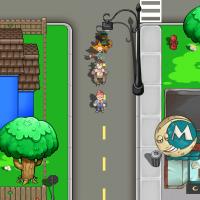 "Atlus / Eden Industries: ""Citizens of Earth"" - Screenshot 1"