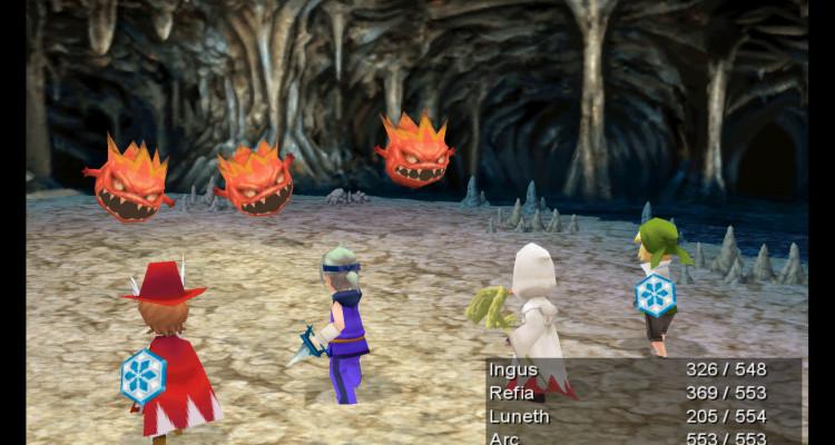 Final Fantasy III - Steam Edition