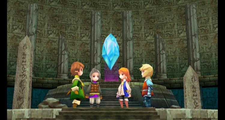 Final Fantasy III - Steam PC Version