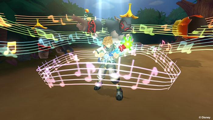 Kingdom Hearts 2 HD