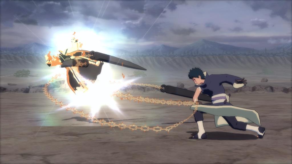 Obito Free Battle - 1
