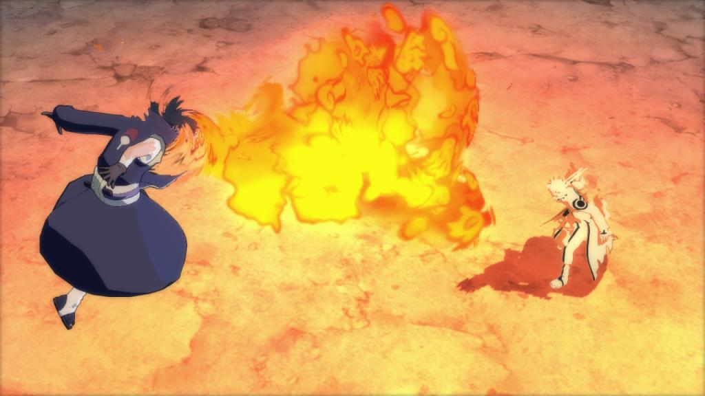 Obito Free Battle - 10