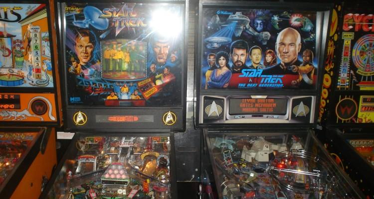 Star Trek - Pinball Machines