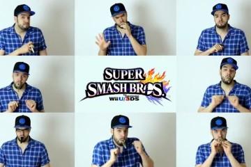 "TsukoG: ""Super Smash Bros WiiU/3DS Main Theme ... KAZOO'd"""