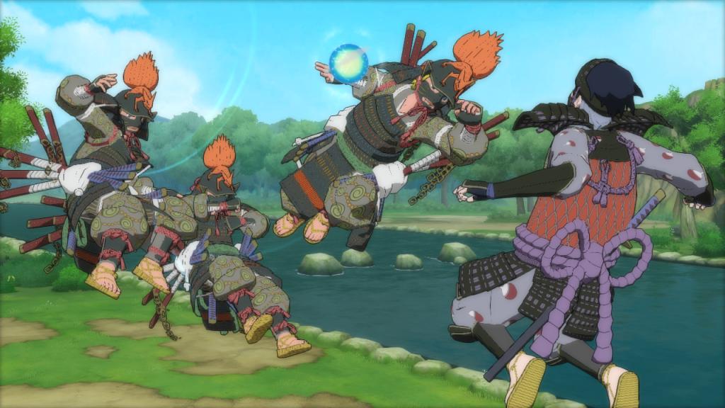 Naruto (Samurai) - 09