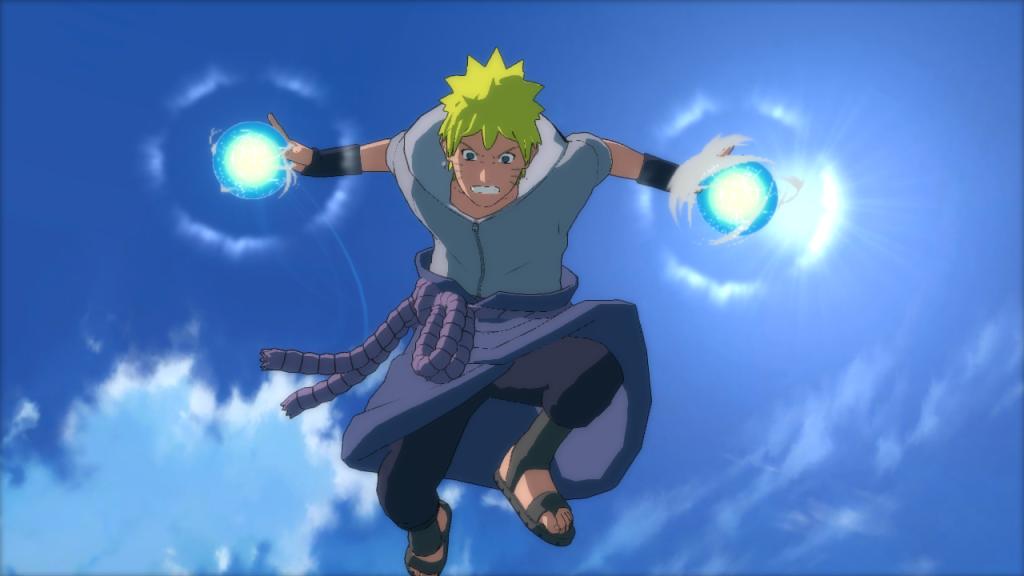 Naruto (Sasuke Costume) - 02