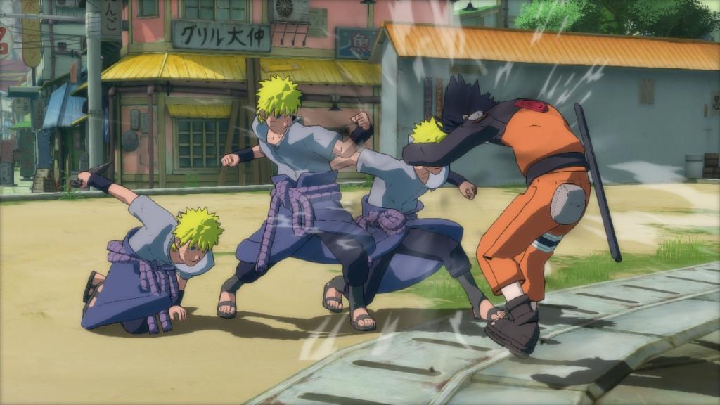 Naruto (Sasuke Costume) - 07