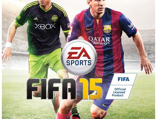 FIFA 15 - Messi / Dempsey - Xbox One