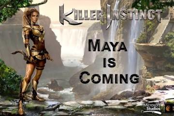 Killer Instinct (Xbox One) - Maya