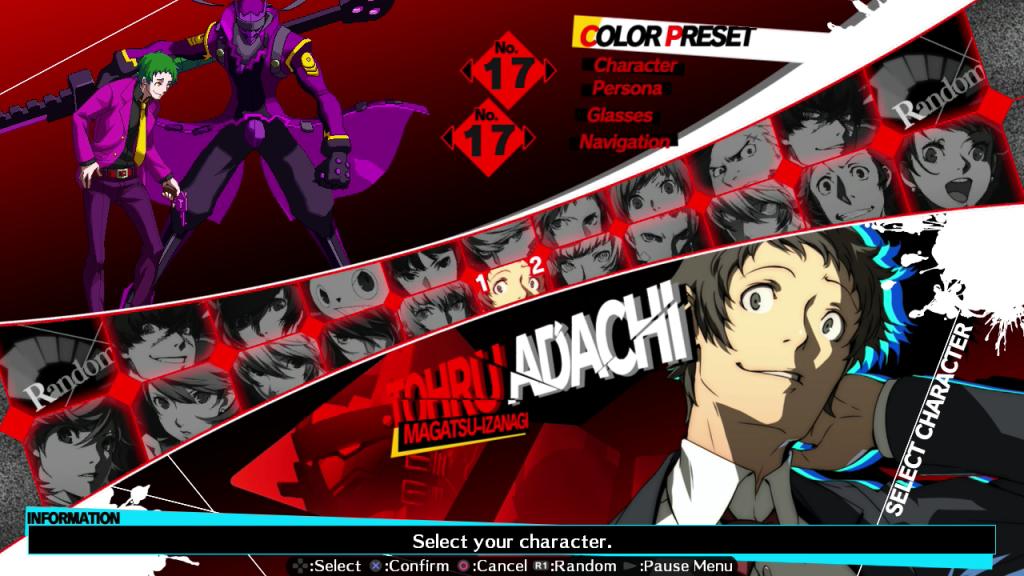 Persona 4 Arena Ultimax - Adachi - 3