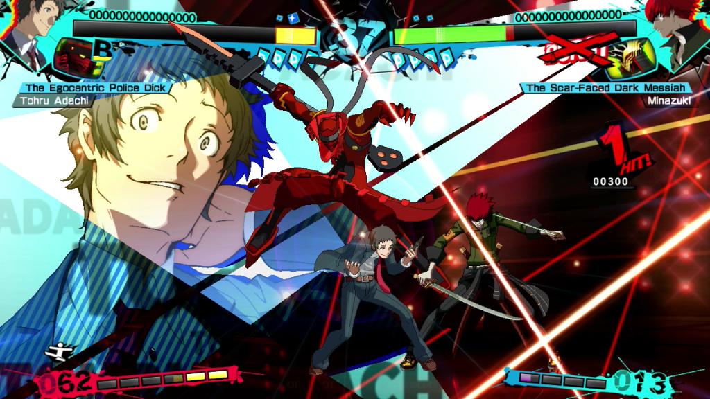 Persona 4 Arena Ultimax - Adachi - 6