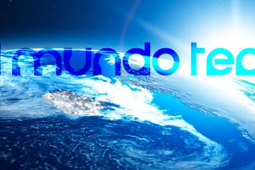 El Mundo Tech - 6th Anniversary Logo
