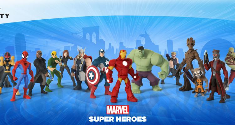 Disney Infinity: Marvel Super Heroes (2.0 Edition)