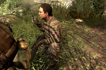 Manuel Noriega in Call of Duty: Black Ops II