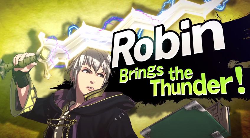 Super Smash Bros. Brawl 4: Robin