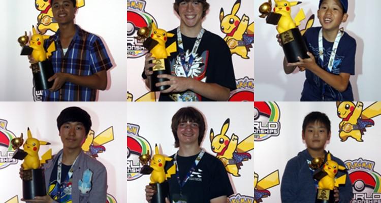 2014 Pokemon World Champions
