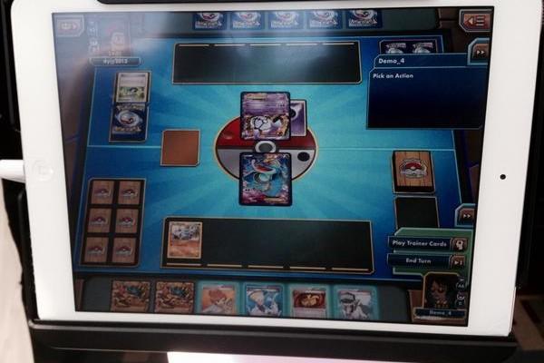 Pokémon Trading Card Game Online (TCGO) - iPad