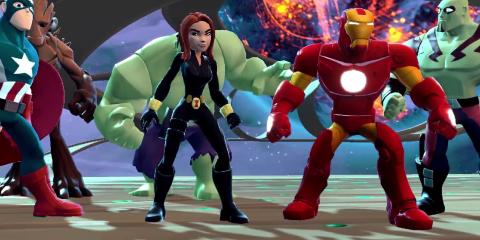 "Disney Interactive: ""Disney Infinity (2.0 Edition)"" - 'Toy Box' Trailer"