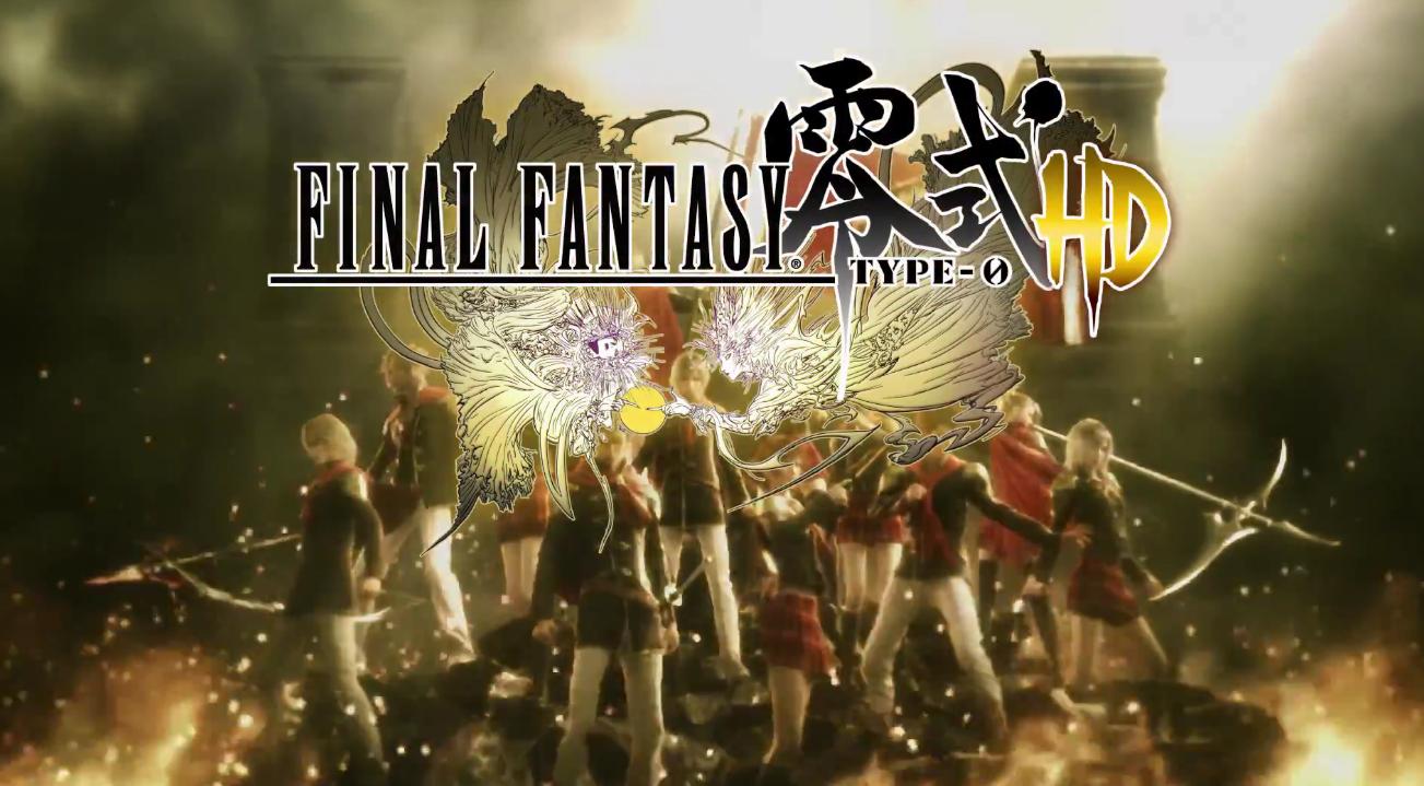 Type-0 HD PAX EAST Trailer + Final Fantasy XIV: Heavensward Release ...