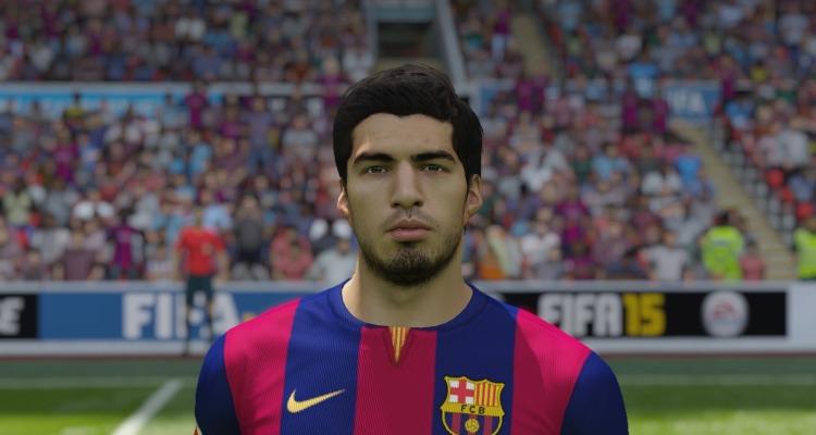 FIFA 15 / Luis Suárez