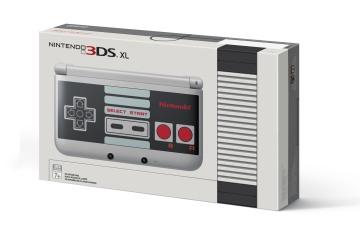 NES Edition Nintendo 3DS XL