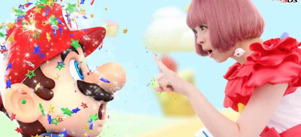 New Nintendo 3DS - Kyary Pamyu Pamyu & Mario