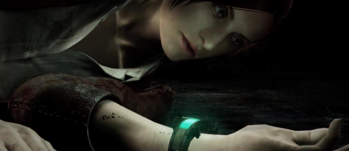 Resident Evil Revelations 2 - Claire Redfield