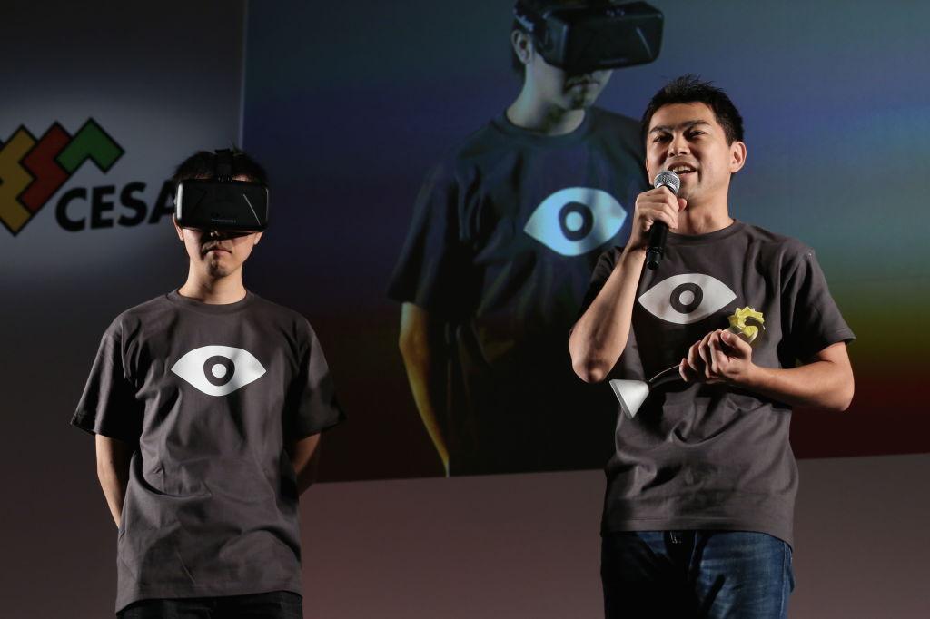 2014 Japan Game Awards - Future Division - Oculus Rift