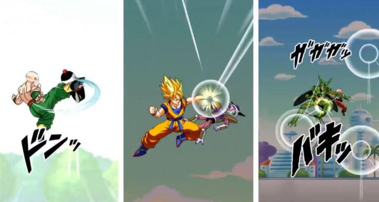 """""""Dragon Ball Z: Dokkan Battle"""""""