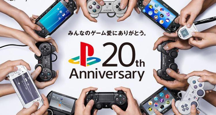Sony PlayStation 20th Anniversary