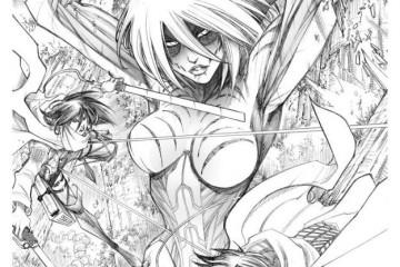 Attack on Titan - Female Titan