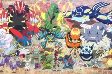 Pokémon - Mega Special Animation