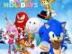 Sonic the Hedgehog: Happy Holidays 2014
