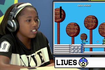 Teens react to Mega Man (NES)