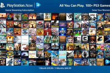 PlayStation Now: Subscripción de transmisión de juegos por Internet