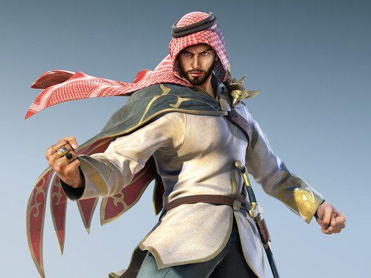 Tekken 7: Shaheen