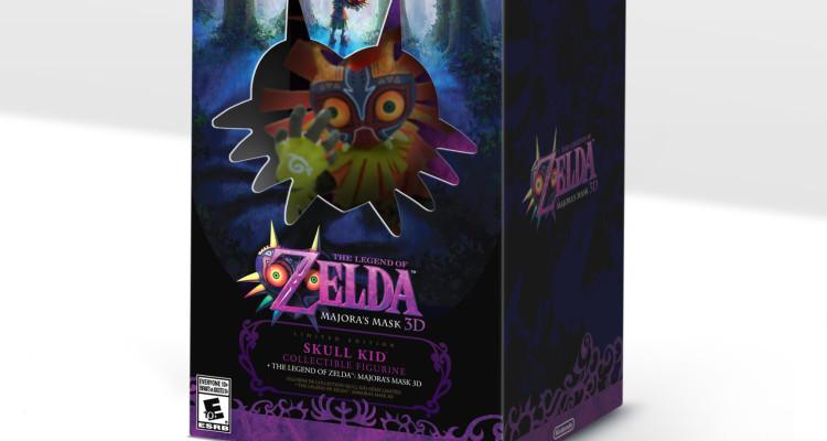 """""""The Legend of Zelda: Majora's Mask 3D"""""""