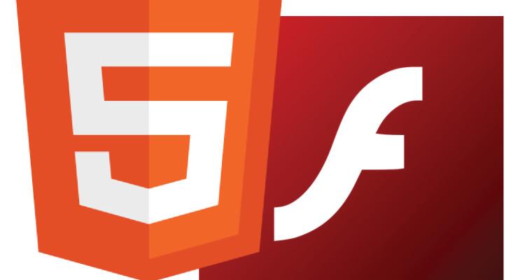HTML5 vs Adobe Flash