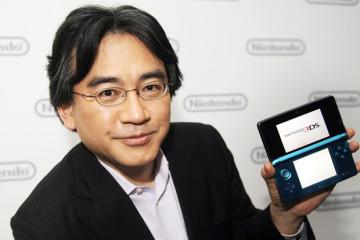 Nintendo President Satoru Iwata dies at age 55